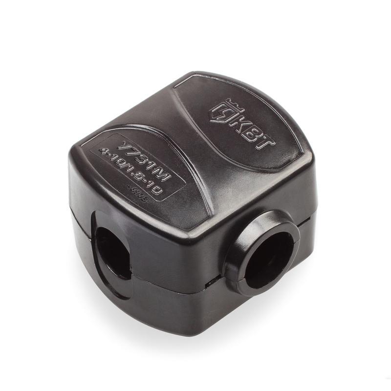 Сжим ответвительный для кабелей сечением 4 -10/1.5-10