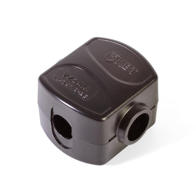 Сжим ответвительный для кабелей сечением 16-35/16-25