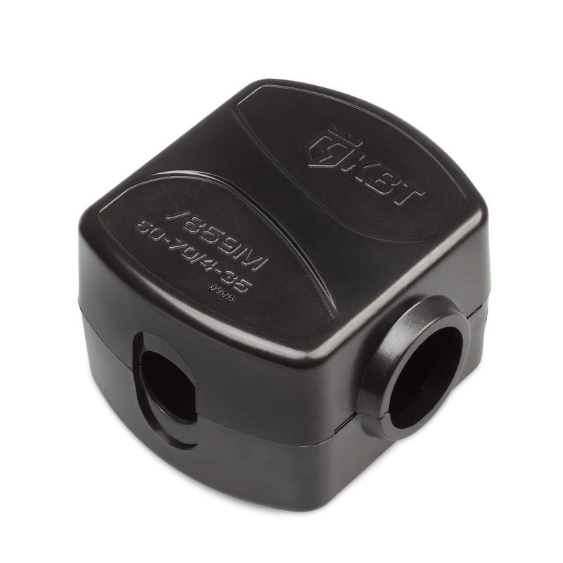 Сжим ответвительный для кабелей сечением 50-70/4-35