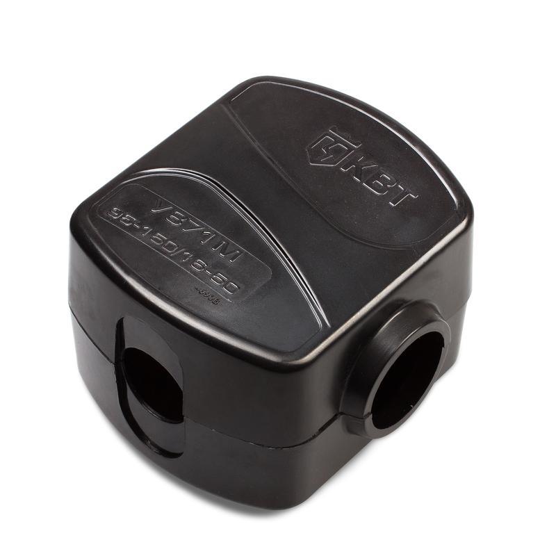 Сжим ответвительный для кабелей сечением 95-150/50-95