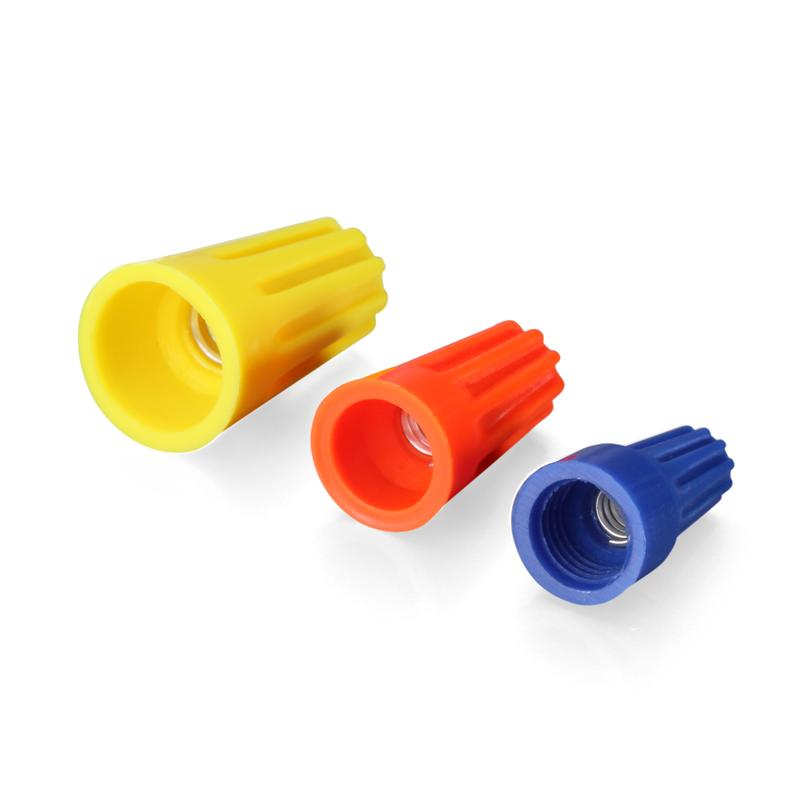 Соединительный изолирующий зажим (кабельная скрутка)
