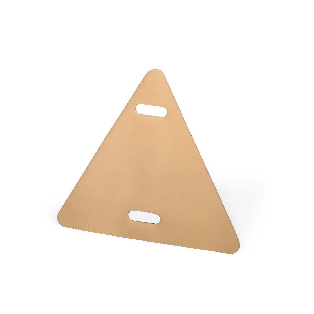 Бирки кабельные маркировочные треугольные