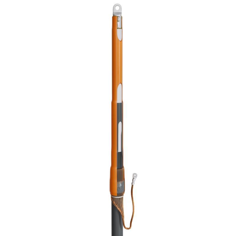 Концевая кабельная муфта внутренней установки для кабелей с изоляцией из сшитого полиэтилена на 20 кВ