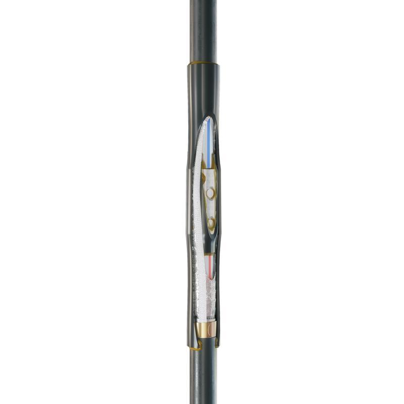 Соединительная кабельная муфта для кабелей «нг-LS» с пластмассовой изоляцией с броней до 1кВ