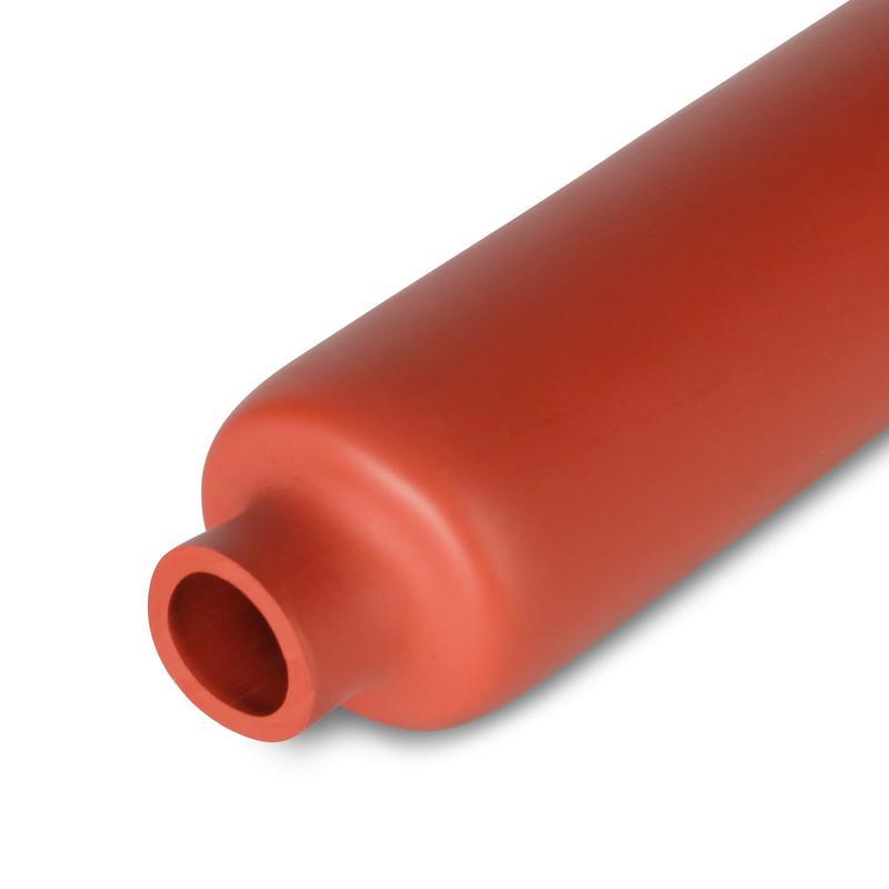 Антитрекинговая среднестенная термоусадочная трубка с коэффициентом усадки 3:1