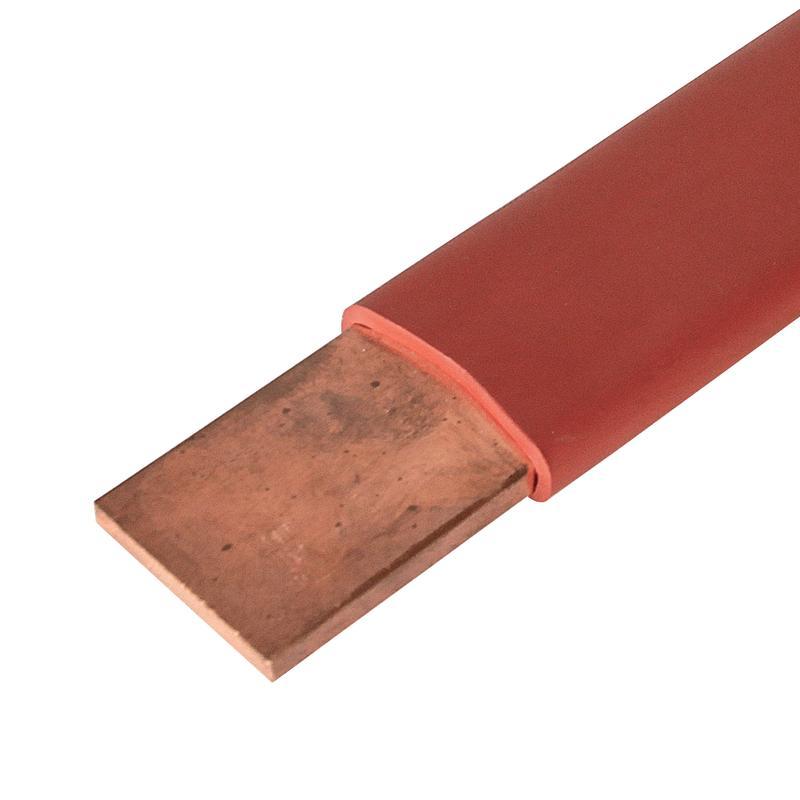 Термоусадочная трубка для изоляции шин напряжением до 35 кВ
